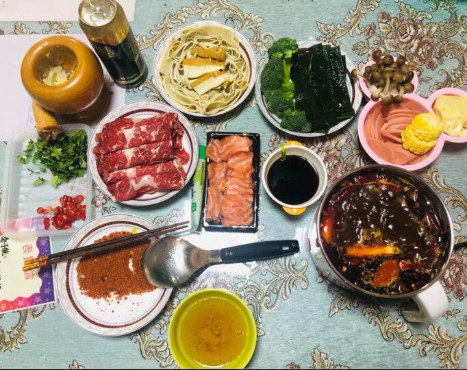 海底捞 火锅底料 鲜香菌汤 火锅调味品 一料多用菌汤味火锅食材3~5人份110g 晒单图
