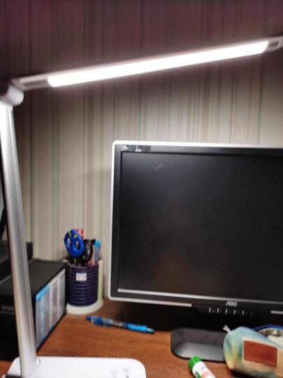 好视力led台灯 减蓝光学生学习宿舍儿童大学生宿舍卧室床头灯 晒单图