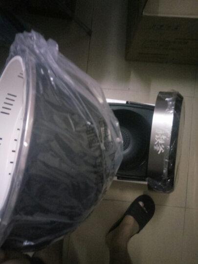 九阳(Joyoung)电饭煲 电饭锅 智能预约 多功能大功率 4L铁釜内胆 IH电磁加热 天幕触控F-40T808 晒单图