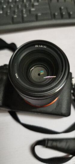 C&C MC UV镜52mm UV镜 mc uv保护镜 单反佳能 尼康 索尼 相机滤镜 滤光镜 超薄双面多层镀膜无暗角 晒单图