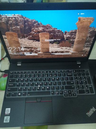 联想ThinkPad P15v 移动图形工作站笔记本电脑 游戏本 i5-10300H 16G 512G |01CD 标配:背光键盘 4G独显 晒单图