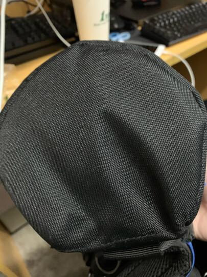 JJC 镜头包 适用尼康佳能单反相机索尼富士宾得适马腾龙长焦镜头筒腰包保护镜头套加厚防水摄影收纳袋 DLP-4II 适用24-70 24-105mm 晒单图
