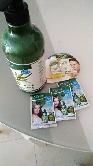 安安金纯A'Gensn橄榄油去屑柔顺洗发露洗发水750g 晒单图