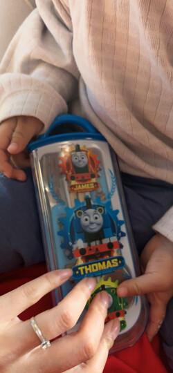 托马斯&朋友(Thomas&Friends)儿童餐具套装 宝宝筷子勺子叉子三件套 赠收纳盒 便携式不锈钢勺叉套组 5237 晒单图