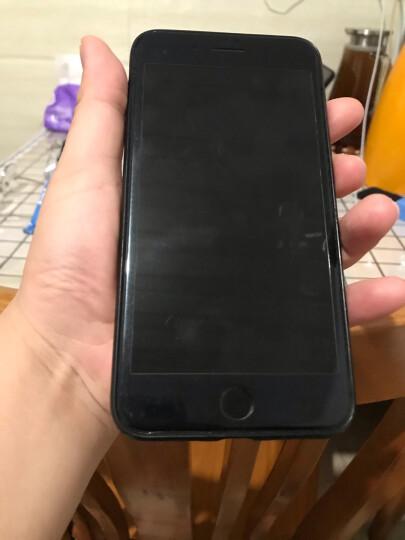 亿色(ESR) 苹果8/7钢化膜 iphone8/7钢化手机膜 护眼抗蓝光全屏全覆盖防爆防指纹防碎边无白边玻璃贴膜-黑色 晒单图