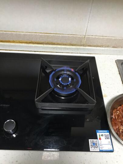 老板(Robam)燃气灶 4.2kW嵌入式 家用双灶具嵌可用 JZT-56B0(天然气) 晒单图