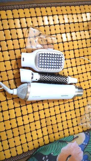 飞利浦(PHILIPS)电卷发棒 吹风 造型梳 梳子 卷直两用 卷发器 快干 适用粗硬发质 细软发质HP8663 晒单图