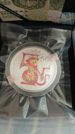 上海集藏 中国金币2016年丙申猴年金银币纪念币 5盎司彩色金币 晒单图