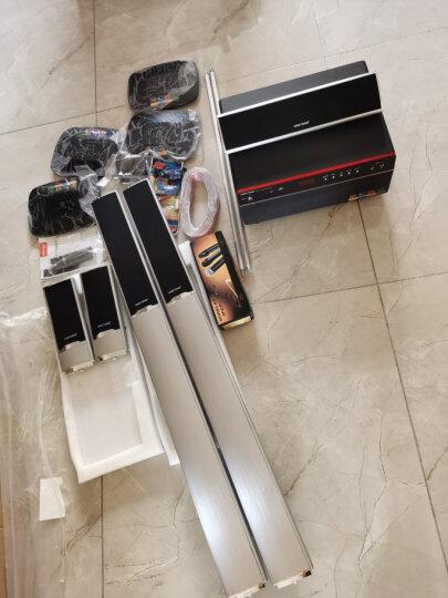 威斯汀(WESTDING)H3音响 音箱家庭影院模拟5.1 音响组合套装 家庭KTV 蓝牙功放低音炮 专业家用客厅音响 晒单图