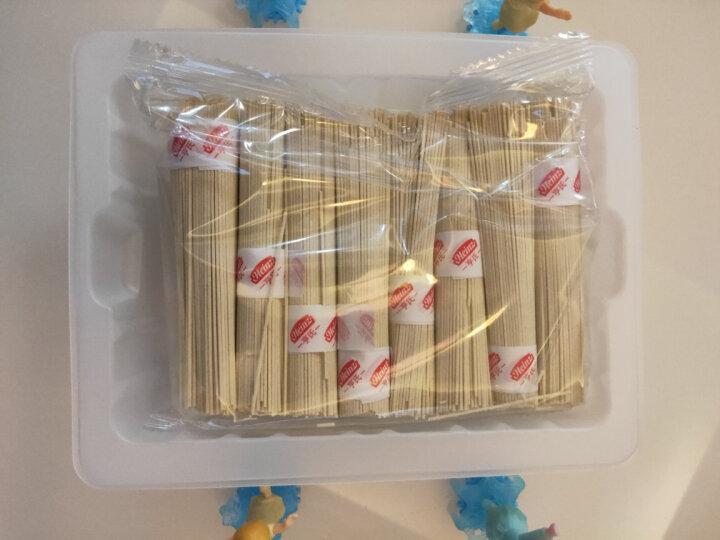 亨氏  3段婴幼儿辅食 金装智多多 含牛肉蔬菜 宝宝营养面条336g(无盐)(辅食添加初期-36个月适用)电商装 晒单图