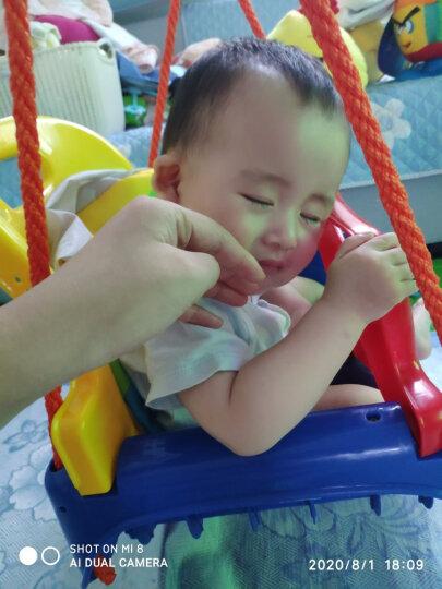 loveforever秋千室内家用吊椅婴儿儿童玩具户外荡秋千折叠支架宝宝滑梯 1.73米支架+三合一座椅 备注座椅颜色 晒单图