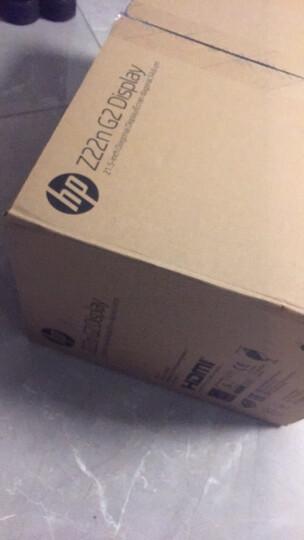 惠普(HP)Z23n G2 23英寸工作站级显示器 微边框IPS屏 出厂色彩校准广色域 升降旋转 无闪屏&低蓝光显示器 晒单图