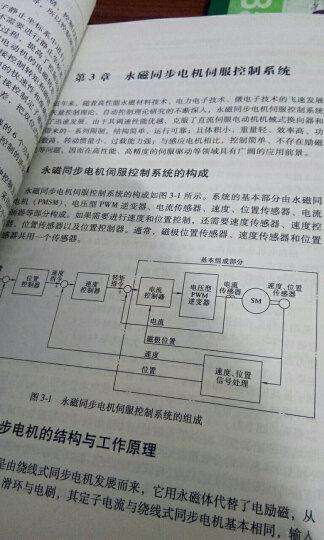 交流伺服电机及其控制 晒单图