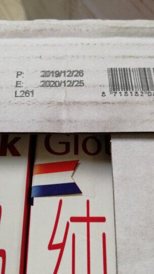 荷兰原装进口 荷高(Globemilk) 脱脂纯牛奶1L*6整箱装 3.7乳蛋白 晒单图
