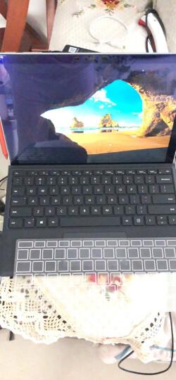 微软 Surface Pro 专业键盘盖 黑色 | 原装 全尺寸按键及触控板 Surface Pro 7及6/5/4/3代 Surface Pro 通用 晒单图
