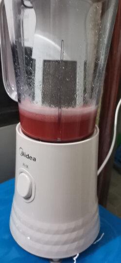 美的(Midea)榨汁机料理机果汁机多功能婴儿辅食机搅拌机研磨过滤式机WBL2521H 1 升 晒单图