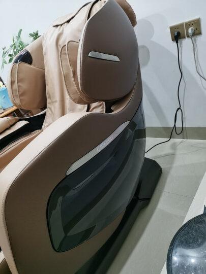 迪斯(Desleep)美国迪斯按摩椅家用全身太空舱零重力按摩椅电动老人按摩椅DE-A8L 黑色 晒单图