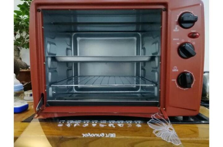 九阳(Joyoung)电烤箱 30L 家用多功能 专业烘焙 KX-30J601 晒单图