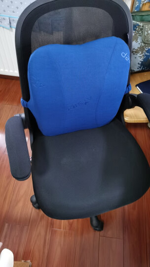 睡眠博士(AiSleep)腰靠垫腰枕靠枕办公室腰靠背靠垫座椅靠背腰垫腰椎垫椅子靠背靠垫腰枕腰靠 晒单图