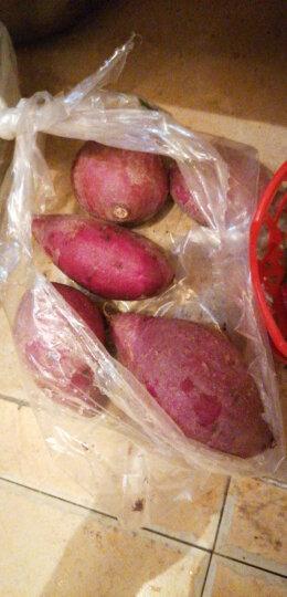 云南小紫薯 小地瓜 番薯 紫心蜜薯 1kg 产地直供 新鲜蔬菜 晒单图
