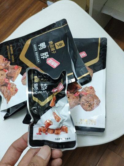 良品铺子鸭脖子 甜辣味真空小包装 香辣卤味零食休闲小吃熟食190g 晒单图