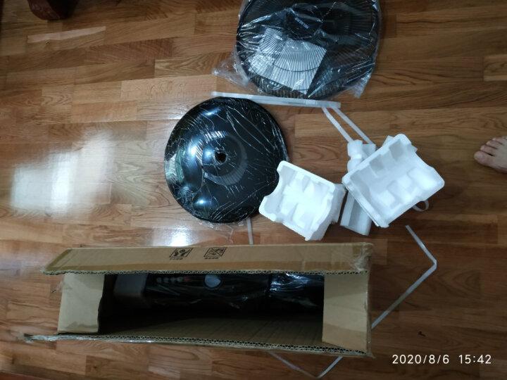 美菱(MeiLing)电风扇/落地扇 五扇四档加强风扇 定时风扇 FS-40A(29) 晒单图