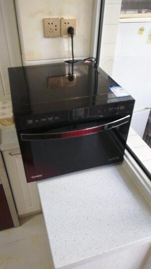 格兰仕 智能杀菌 G90W25MSXLVII-YC(B0)微波炉 不锈钢内胆 光波变频 晒单图