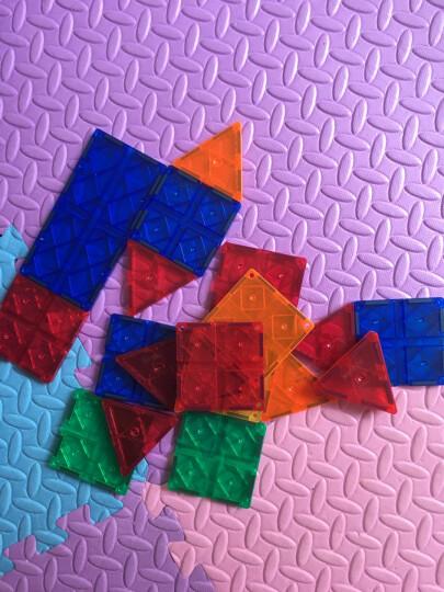 科博(KEBO)228件磁力片积木套装 百变提拉建构磁力棒 哒哒搭魔磁性铁儿童早教玩具 儿童3D立体拼装拼插教具 晒单图