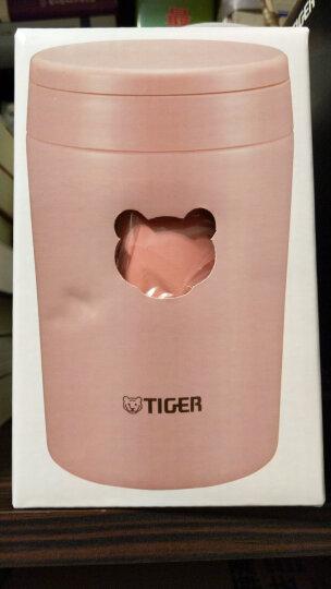 虎牌(Tiger)MCL-A38C 焖烧杯保温杯304不锈钢水杯 380ml 巧克力棕色TC 晒单图