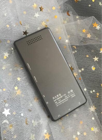 月光宝盒 MP3 F830 16G黑色 无损播放器 迷你音乐播放器 mp3学生 晒单图