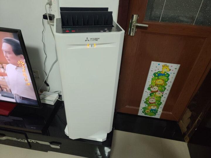 三菱电机MITSUBISHI ELECTRIC空气净化器日本制造原装进口智能高端MA-E100J-C 晒单图
