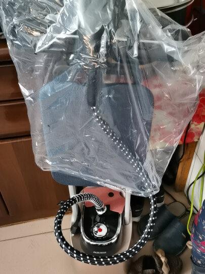奥克斯(AUX) 挂烫机家用熨斗挂烫挂式双杆立式蒸汽熨烫机蒸汽烫衣服平烫AGS-598 金色 晒单图