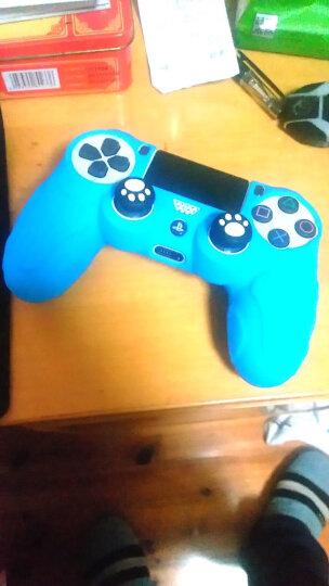 良值(IINE)PS4手柄硅胶套套装 PS4手柄保护套保护壳 配件 白色-L048 晒单图