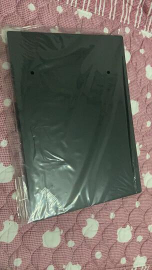联想ThinkPad  New S2(2020新品) 13.3英寸商务办公轻薄手提笔记本电脑十代酷睿 i5 16G 512G固态硬盘丨0FCD钛灰银 安全指纹识别 隐私摄像头 正版office 晒单图