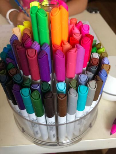 得力(deli)68879 学生文具礼盒/儿童绘画用品大礼包82件套装 (水彩笔蜡笔彩铅油画棒) 晒单图
