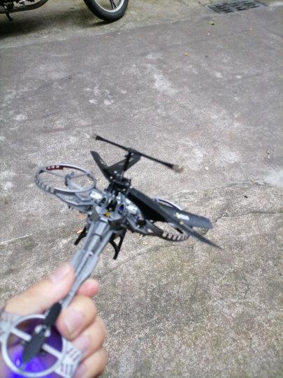 雅得(ATTOP TOYS) 遥控飞机 儿童玩具阿凡达战斗机四通道直升机航模型 YD-718 晒单图