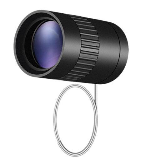 单筒望远镜俄罗斯特工2.5x17.5拇指超微型望远镜迷你间谍望远镜单筒望远镜 袖珍单眼拇 晒单图