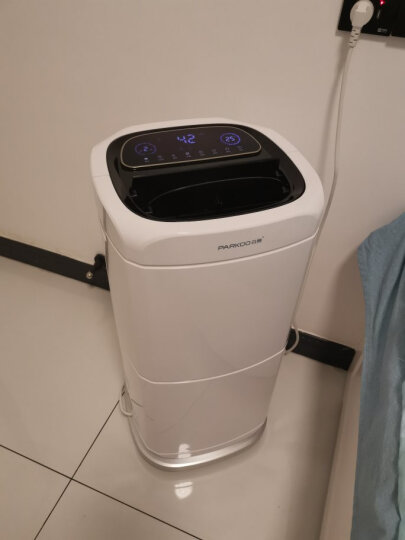 百奥(PARKOO)除湿机/抽湿机 60升除湿量 家用地下室别墅商用吸湿器京东小家智能生态 PD602AR 晒单图
