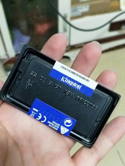 金士顿(Kingston) DDR3 1333 2GB 笔记本内存 晒单图