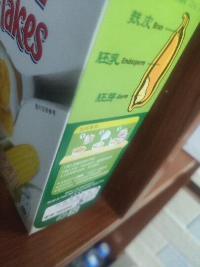 雀巢(Nestle)玉米片 麦片早餐 谷物零食 膳食纤维 牛奶沙拉好搭档 原装进口即食谷物150g 晒单图