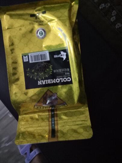博达(O-BODA COFFEE)进口黑咖啡豆454g可现磨咖啡粉 哥伦比亚咖啡 晒单图