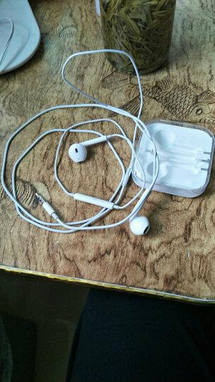 【13万好评】【实收两条耳机】奥路马 入耳式线控手机耳机 通用安卓IOS三星小米华为OPPOVIVO 苹果带线控【有麦丨适用66sp5丨3.5mm圆口】 晒单图