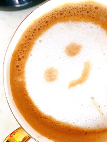 德龙(Delonghi)咖啡机 半自动咖啡机 意式浓缩 家用 泵压式 EC680.R 红色 晒单图