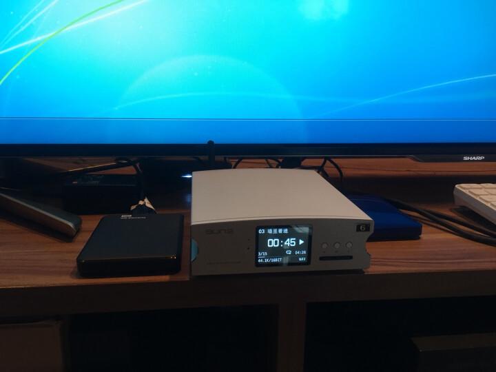 aune 奥莱尔 x5s 数字母带播放器 数字转盘无损音乐播放器DSD硬盘解码器可搭配有源音箱 X5S 黑色 纯SD卡播放 晒单图