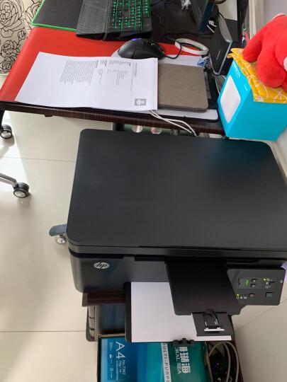 惠普(HP)M126a黑白多功能三合一激光一体机 (打印 复印 扫描)  升级型号132a/132nw 晒单图