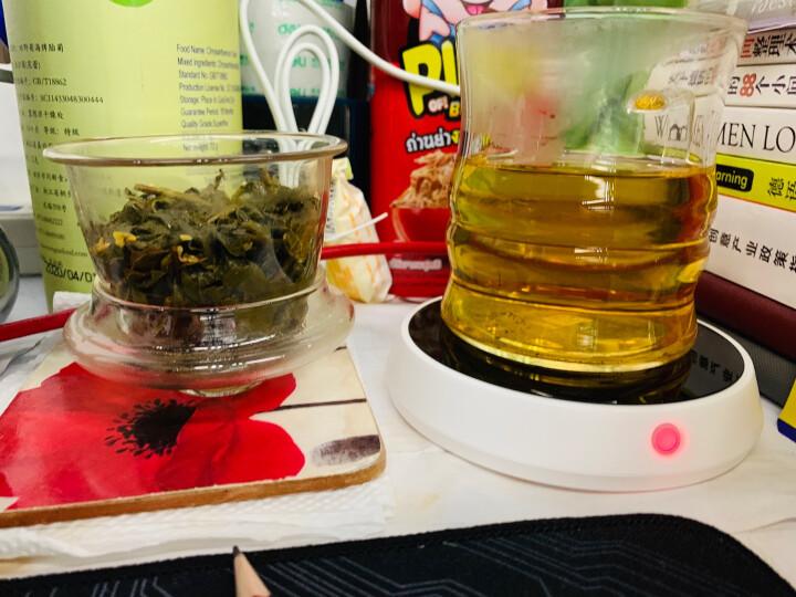 我茶iTea 炭焙浓香黑乌龙茶150g简装 台湾原装进口 晒单图