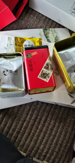 麓雨天目湖白茶2020新茶 溧阳白茶明前一级江苏常州特产麓雨牌白茶散装罐装茶叶100g 晒单图