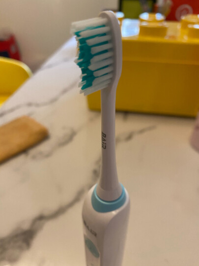 拜尔X1S+Plus 智能电动牙刷 成人声波充电式震动牙刷软毛情侣款套装自动牙刷男女士 X1s+挚爱情侣套装(第五代20档,共8刷头) 晒单图