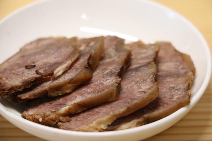 伊赛 巴西原切牛腱子肉 1kg 进口草饲牛肉 晒单图