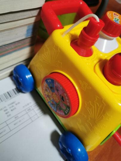 澳贝(AUBY)益智玩具宝宝玩具河马说话机婴幼儿启蒙早教教学男女孩儿童节礼物463447DS 晒单图